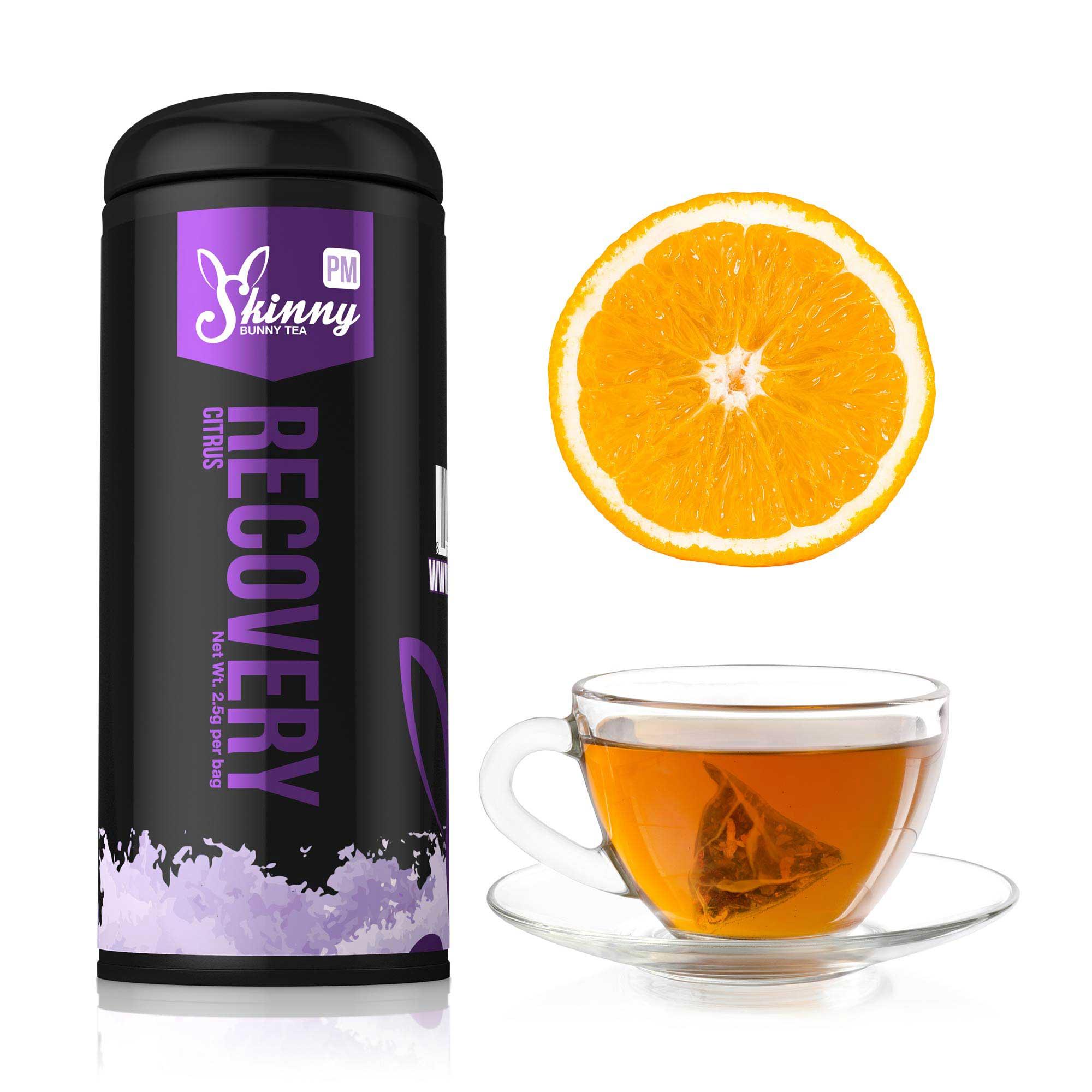 Skinny Bunny Tea: Recovery